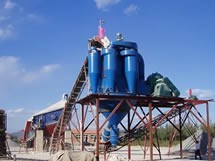 Combined Type Powder Concentrator