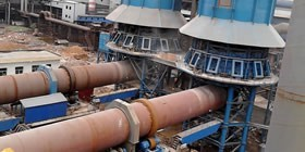 Nigeria Active Lime Production Line